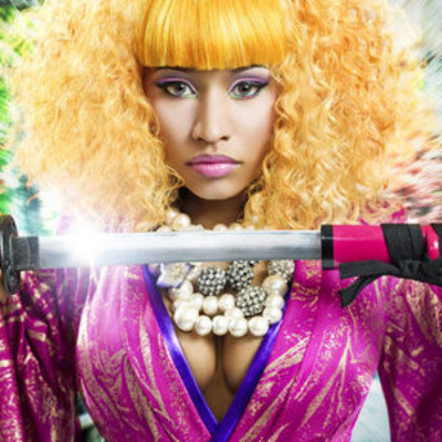 that Nicki Minaj is not of
